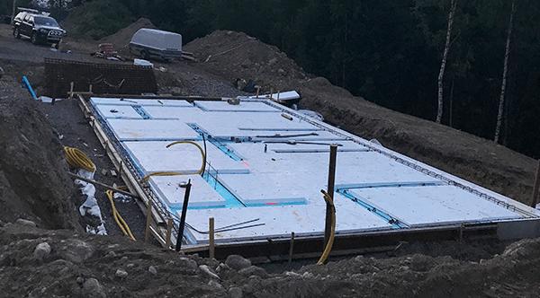 Grundläggning - Lindhöjdens Utemiljö AB