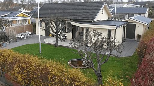 Trädgårdsanläggning - Lindhöjdens Utemiljö AB
